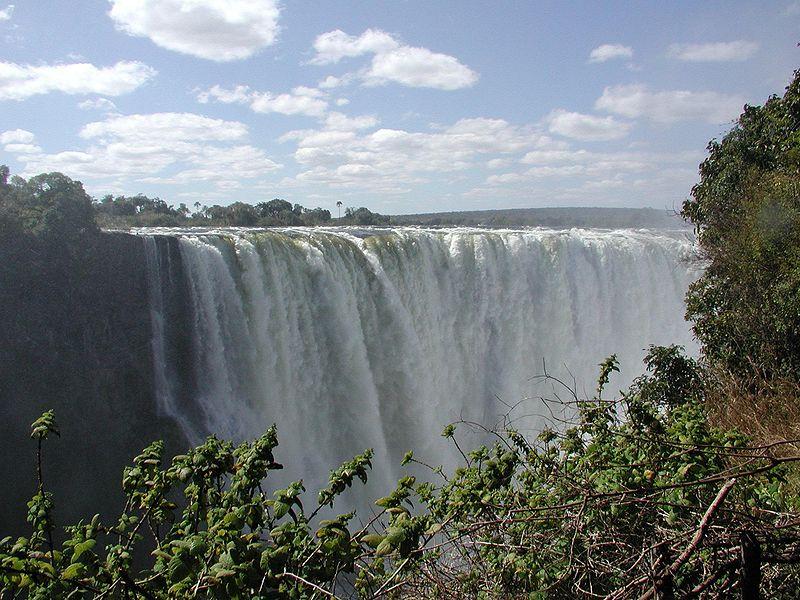Водопад это огненный водопад